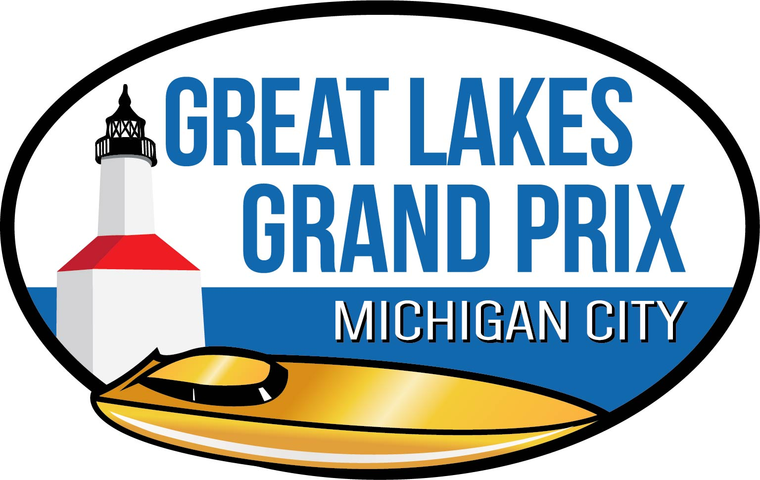 Super Boat Races at the Annual Great Lakes Grand Prix